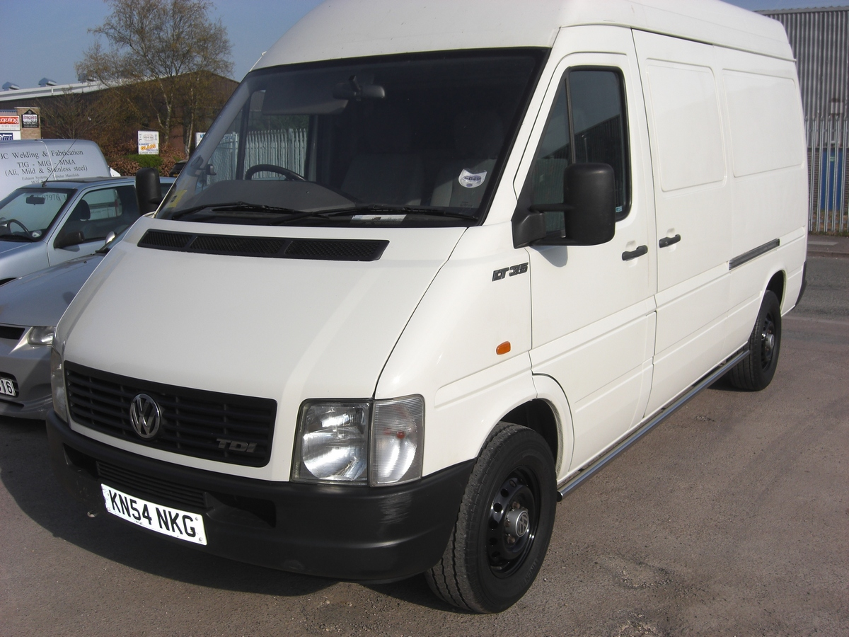 Volkswagen lt35 photo - 7