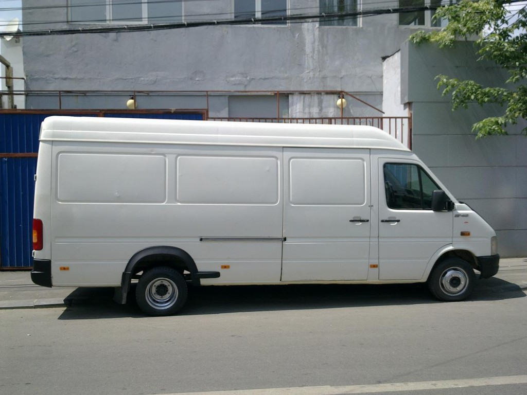 Volkswagen lt46 photo - 1