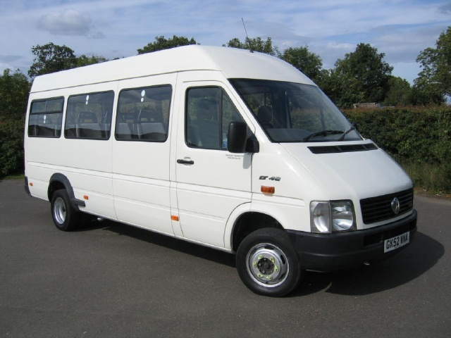 Volkswagen lt46 photo - 2