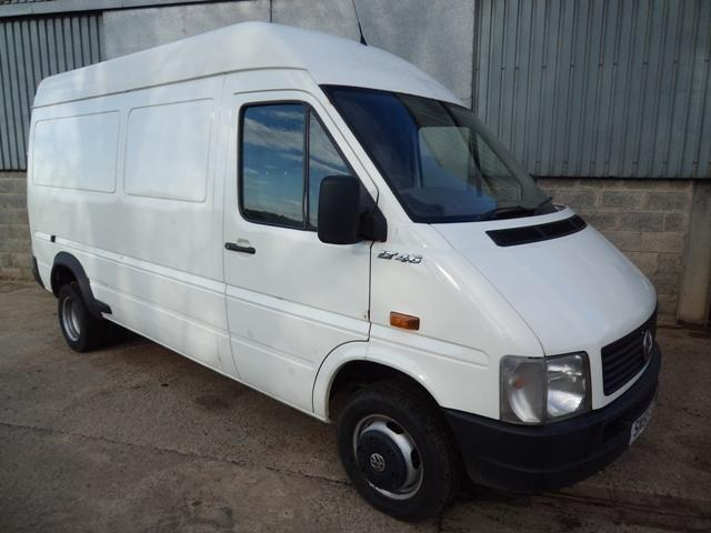 Volkswagen lt46 photo - 6