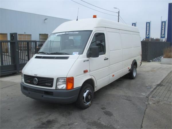 Volkswagen lt46 photo - 7