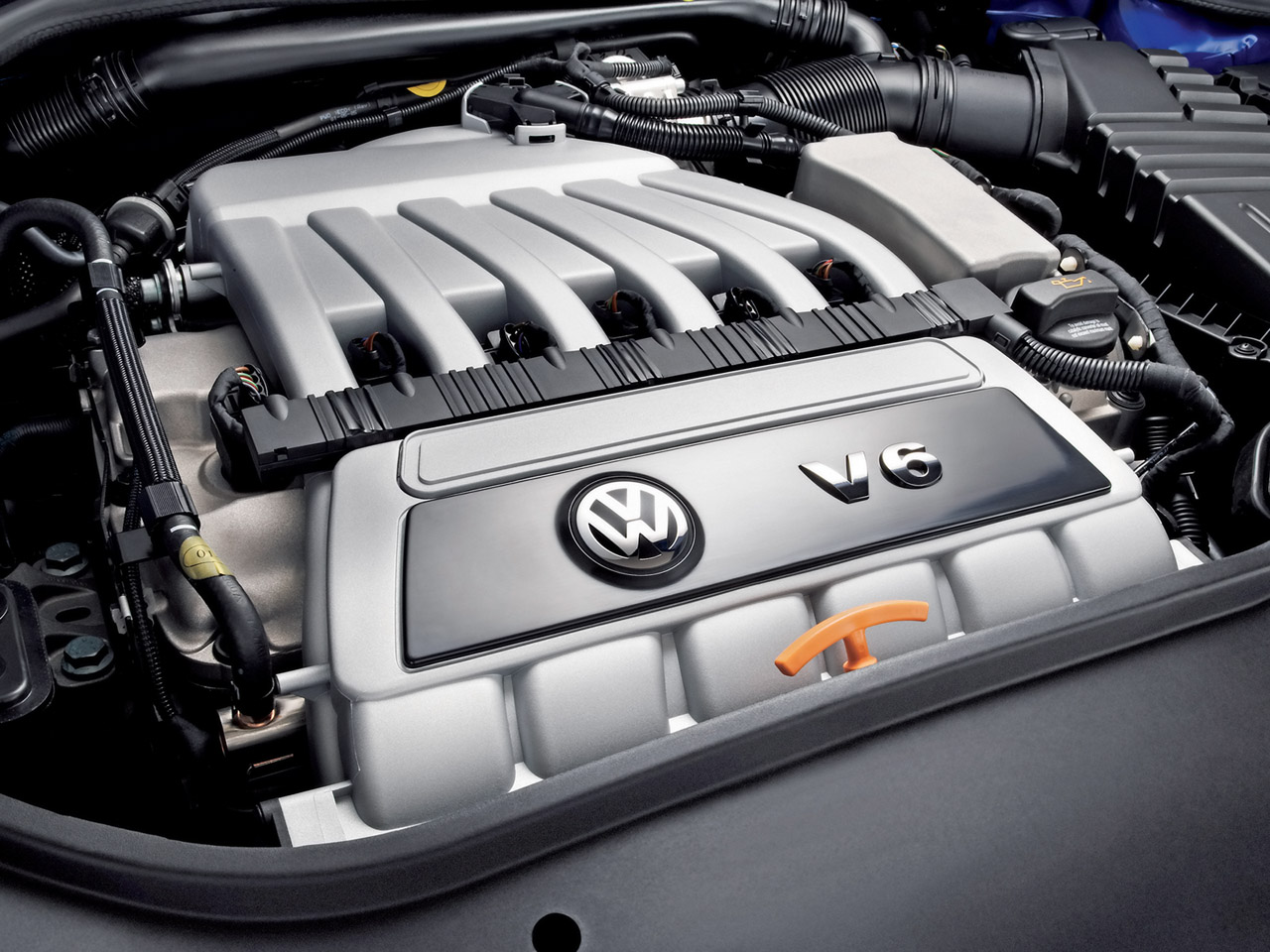 Volkswagen motor photo - 5