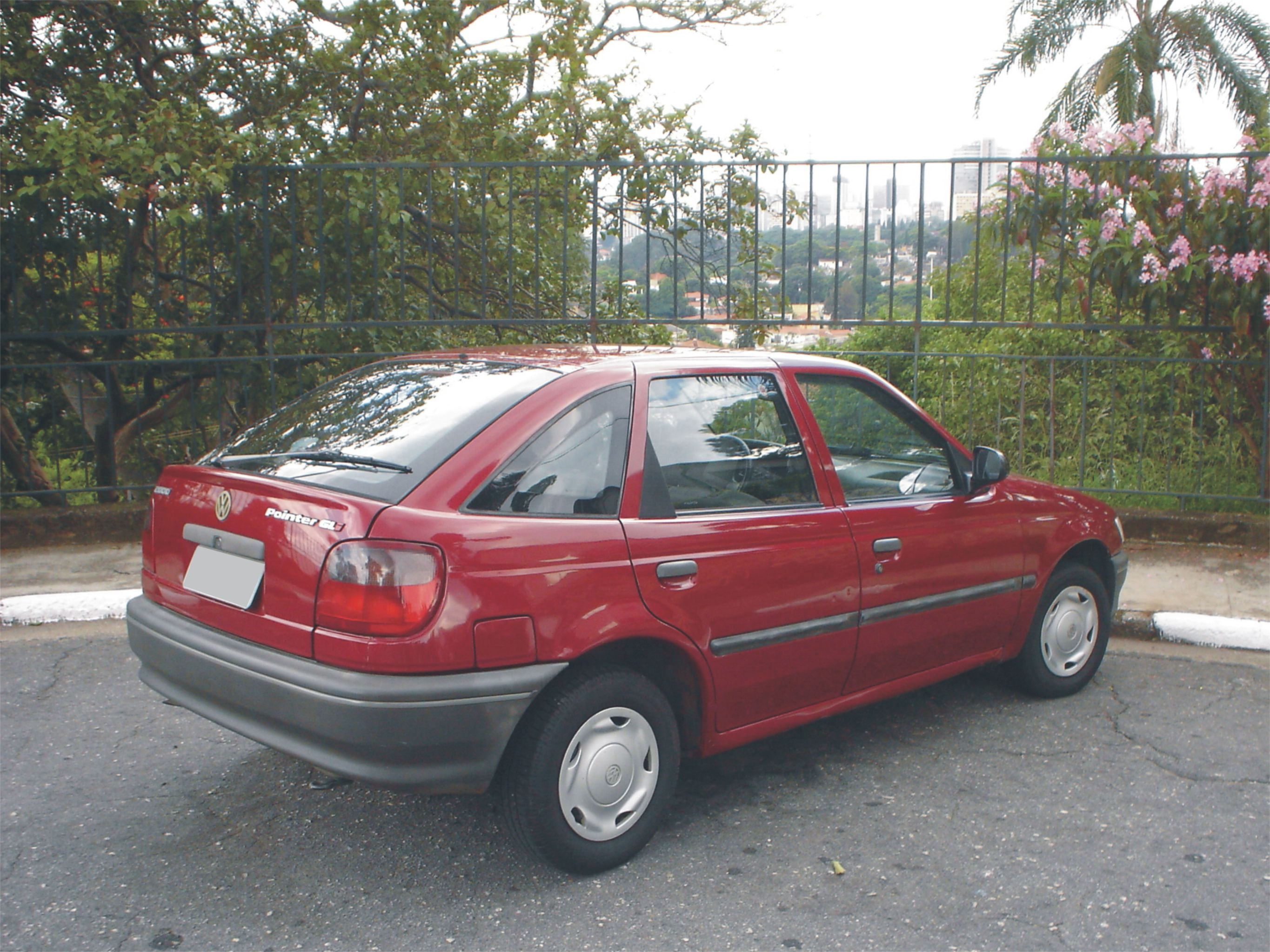 Volkswagen pointer photo - 1