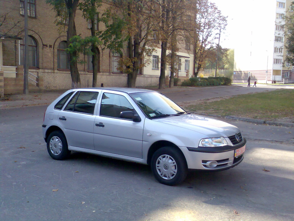 Volkswagen pointer photo - 5