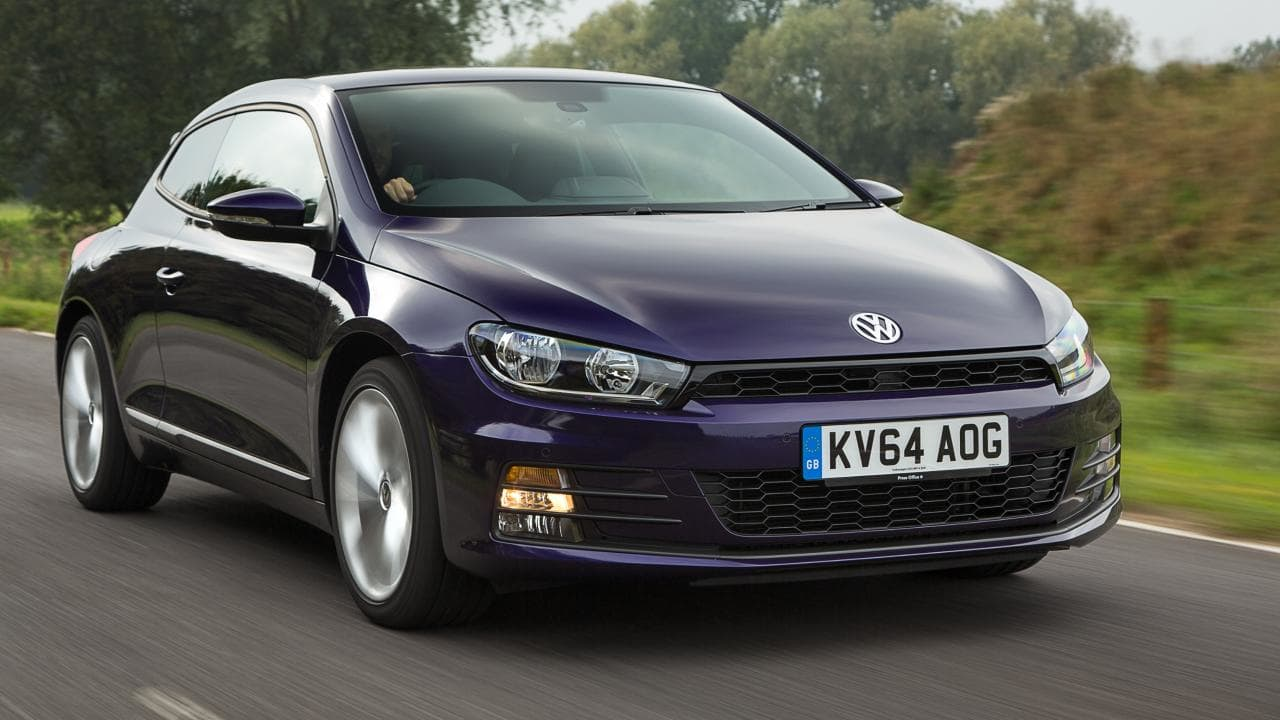 Volkswagen scirocco photo - 1