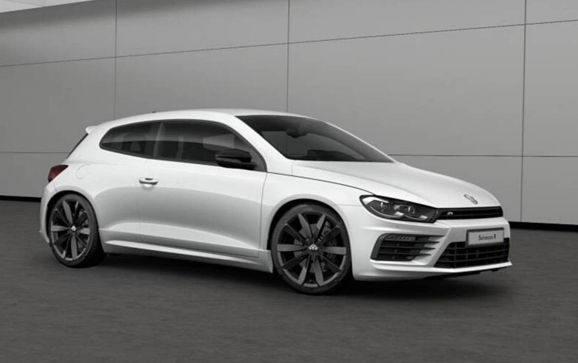 Volkswagen scirocco photo - 2