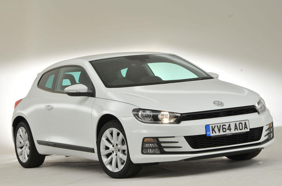 Volkswagen scirocco photo - 3