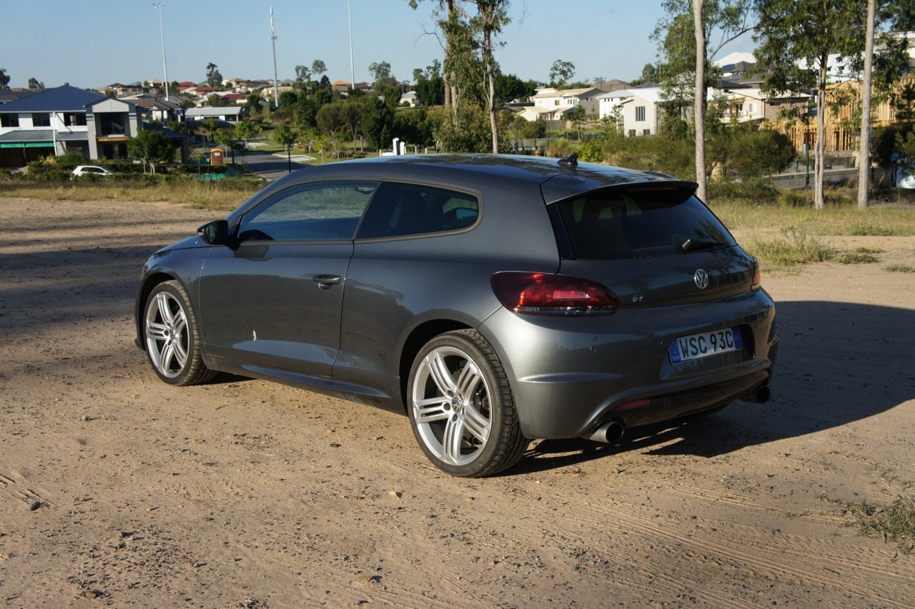 Volkswagen scirocco photo - 5