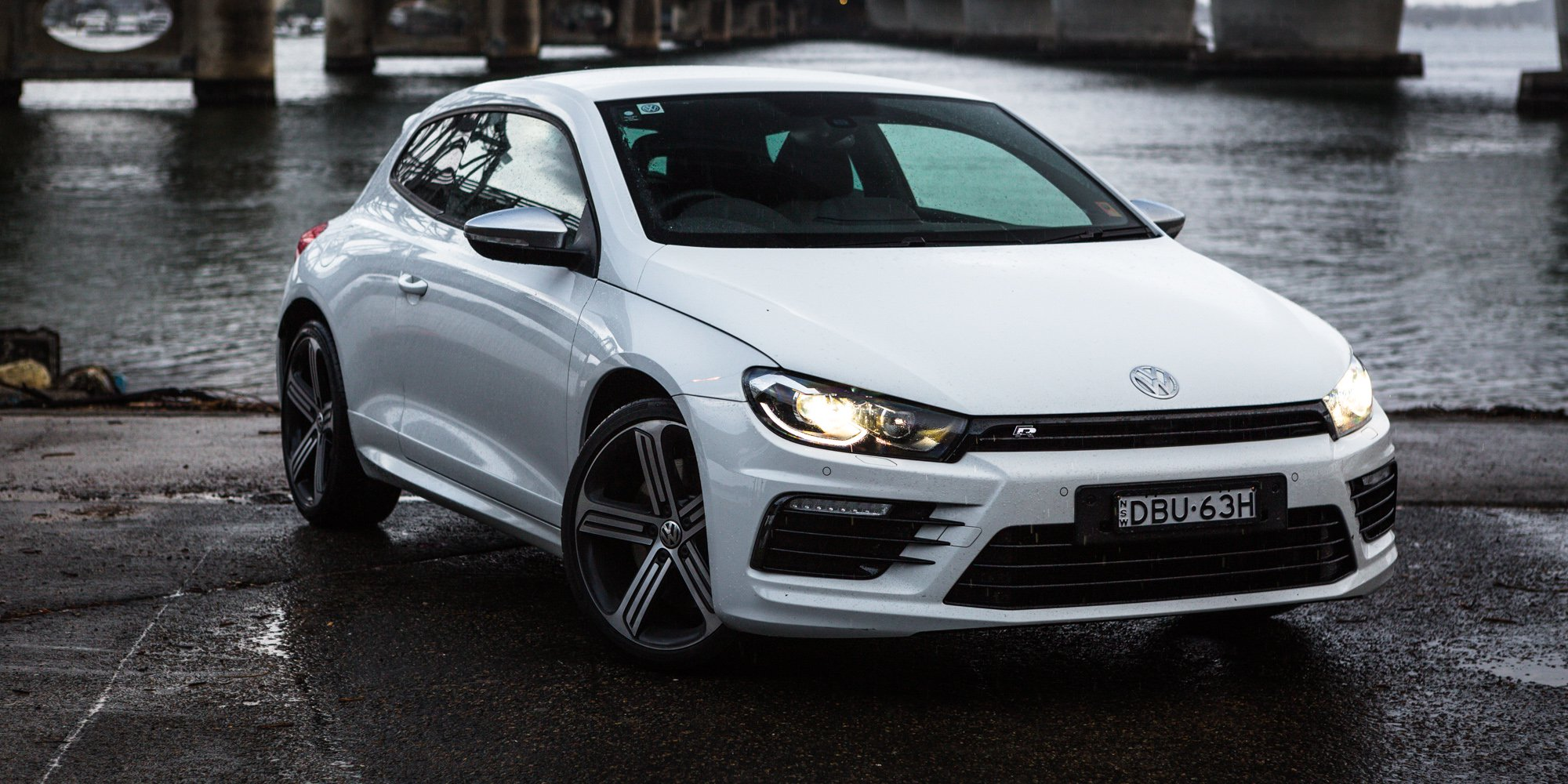 Volkswagen scirocco photo - 6
