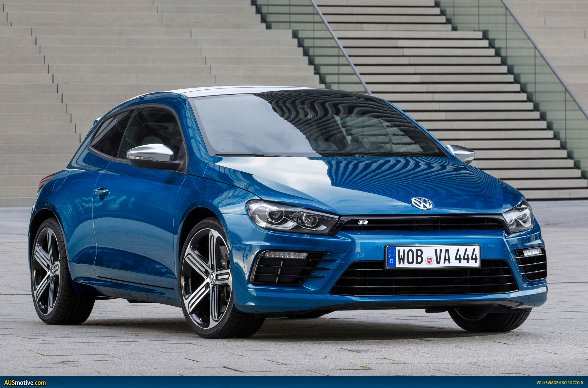 Volkswagen scirocco photo - 7