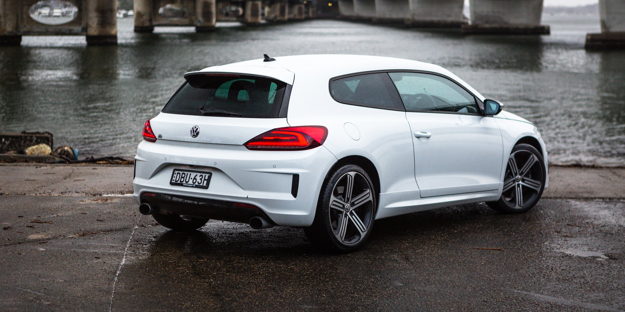 Volkswagen scirocco photo - 8
