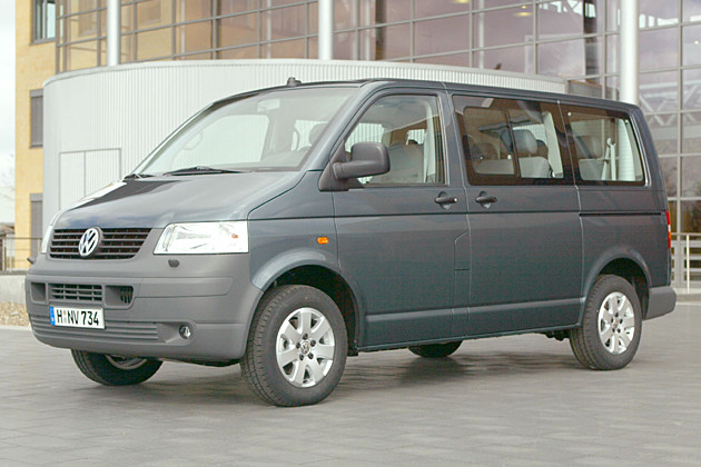 Volkswagen shuttle photo - 3