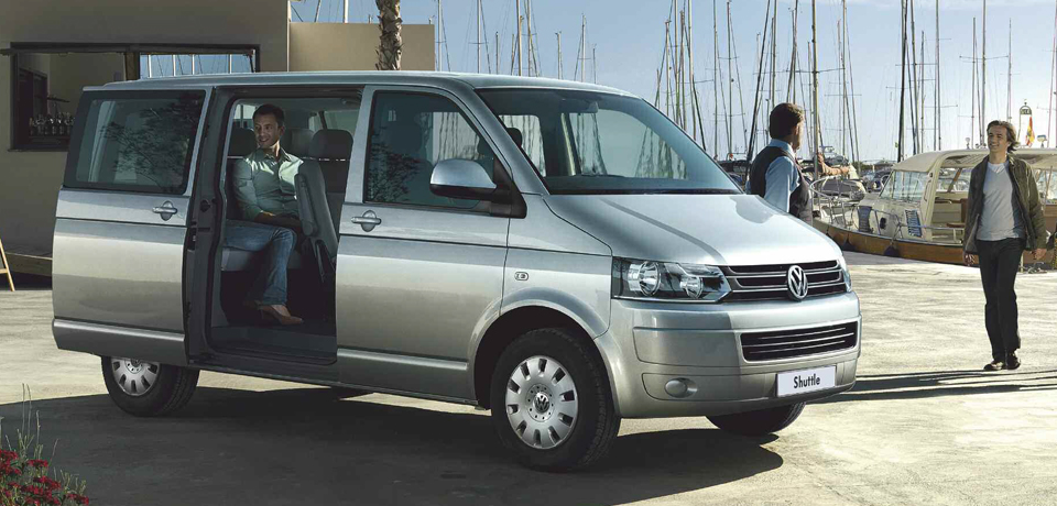 Volkswagen shuttle photo - 6