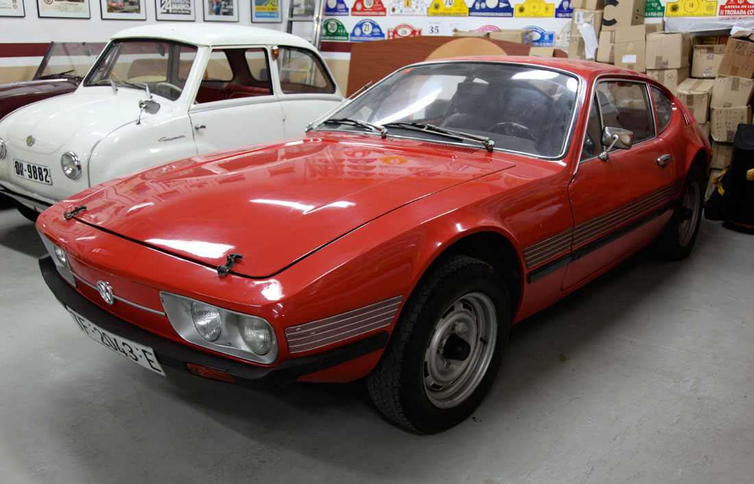 Volkswagen sp2 photo - 4