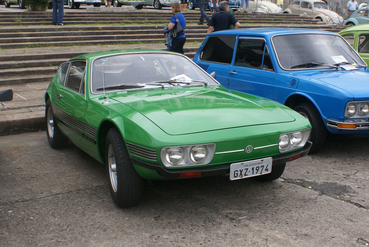 Volkswagen sp2 photo - 9