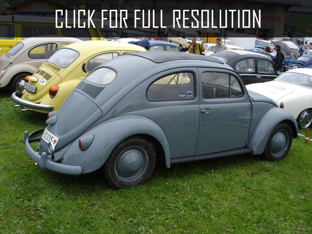 Volkswagen standard photo - 4