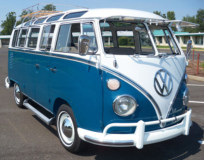 Volkswagen t1 photo - 1