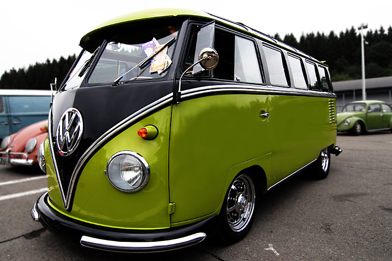 Volkswagen t1 photo - 3