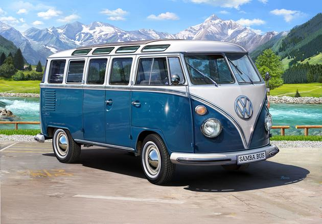 Volkswagen t1 photo - 5