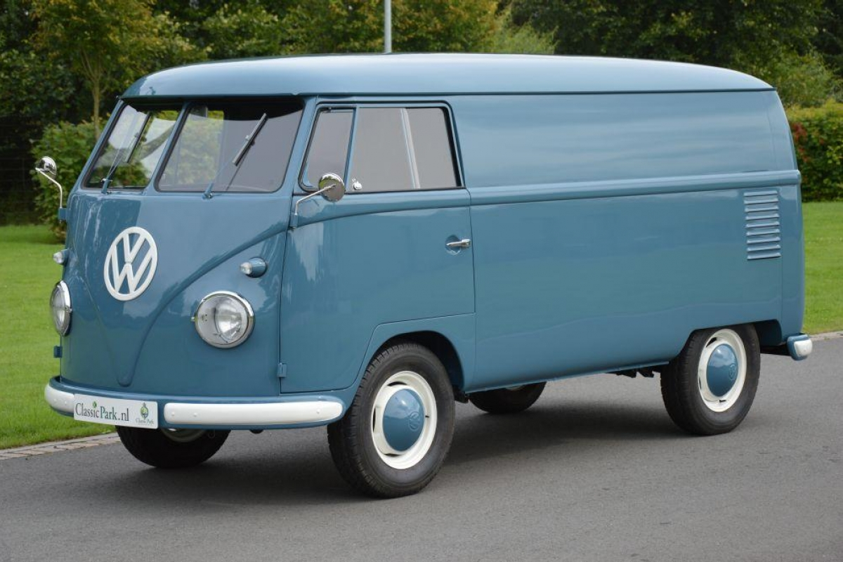 Volkswagen t1 photo - 9