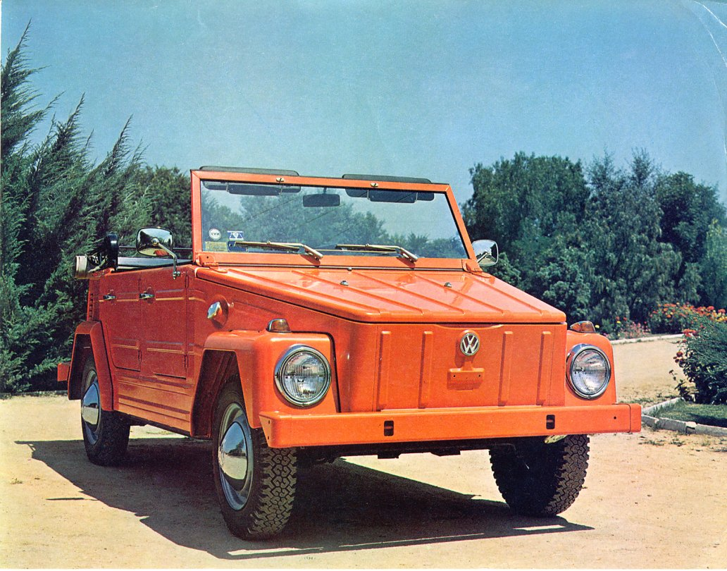 Volkswagen thing photo - 1