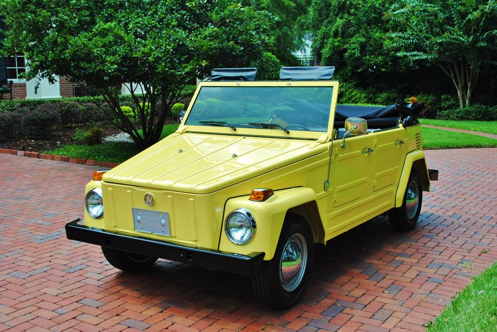 Volkswagen thing photo - 10