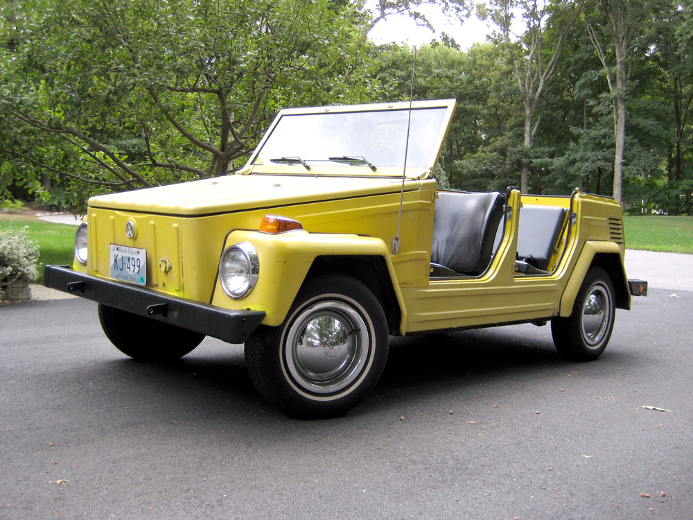 Volkswagen thing photo - 4
