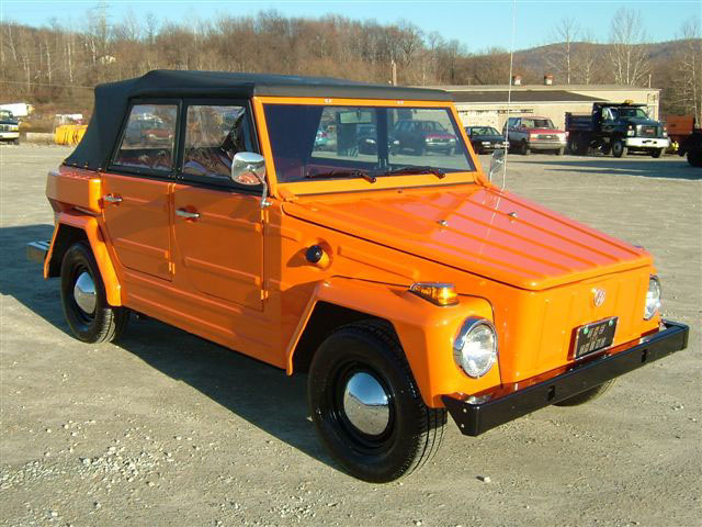 Volkswagen thing photo - 7