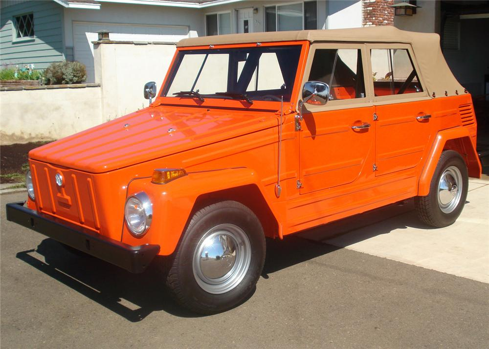 Volkswagen thing photo - 8
