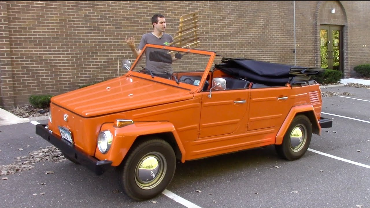 Volkswagen thing photo - 9