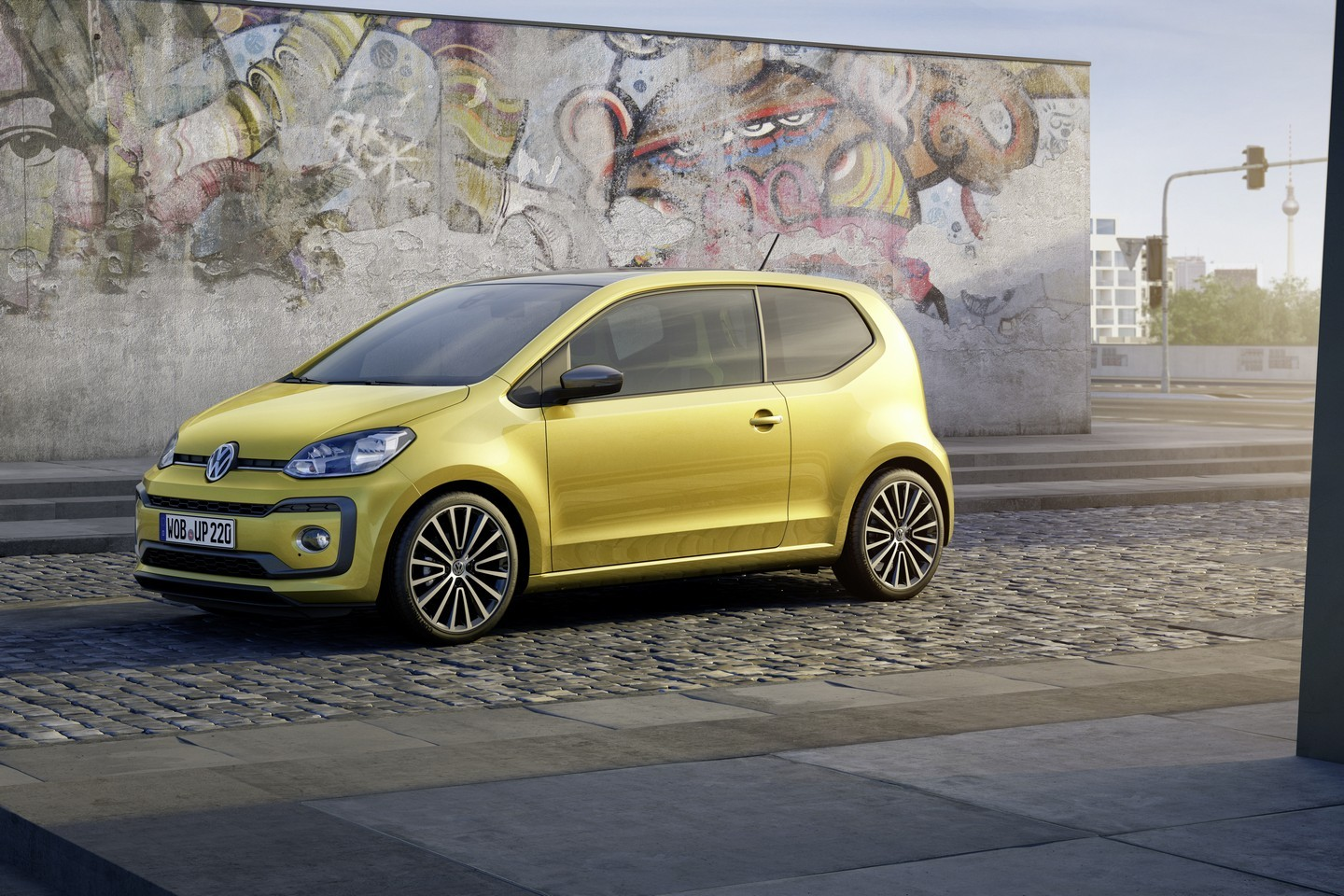Volkswagen up! photo - 9