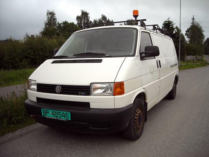 Volkswagen varebil photo - 1