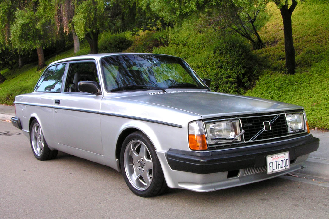 Volvo 242 Photo and Video Review  Comments