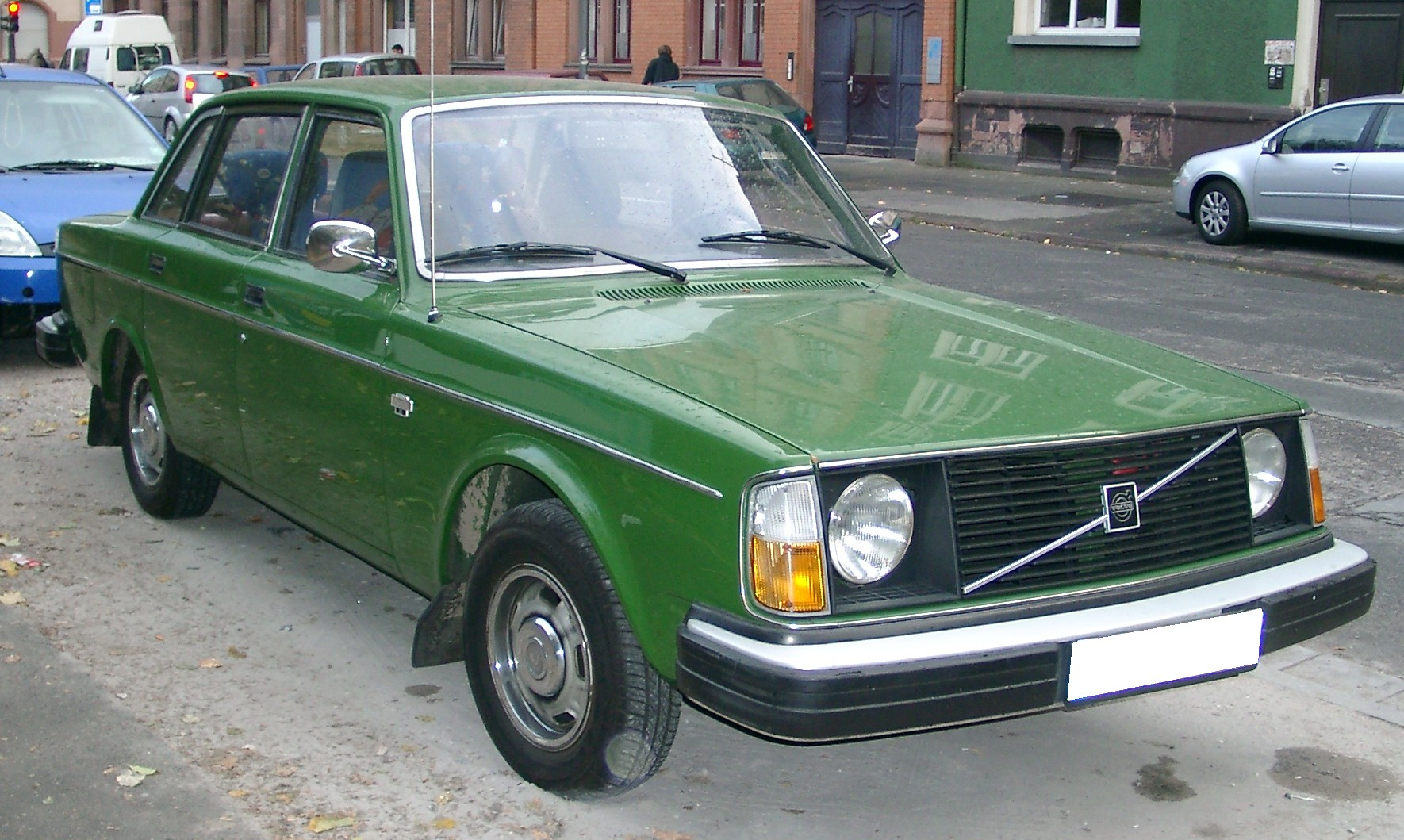 Volvo 244dl photo - 2