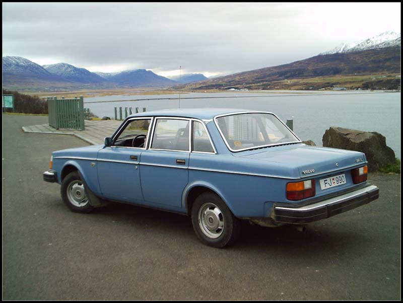 Volvo 244dl photo - 3