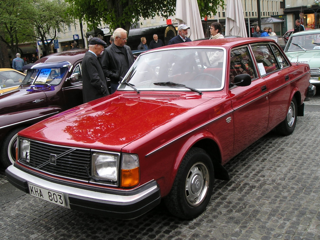 Volvo 244dl photo - 7