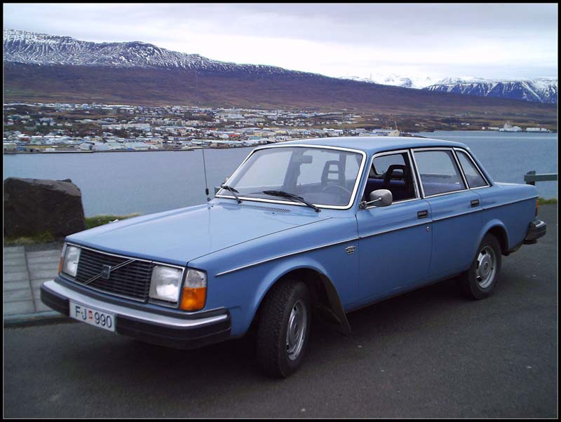 Volvo 244dl photo - 8
