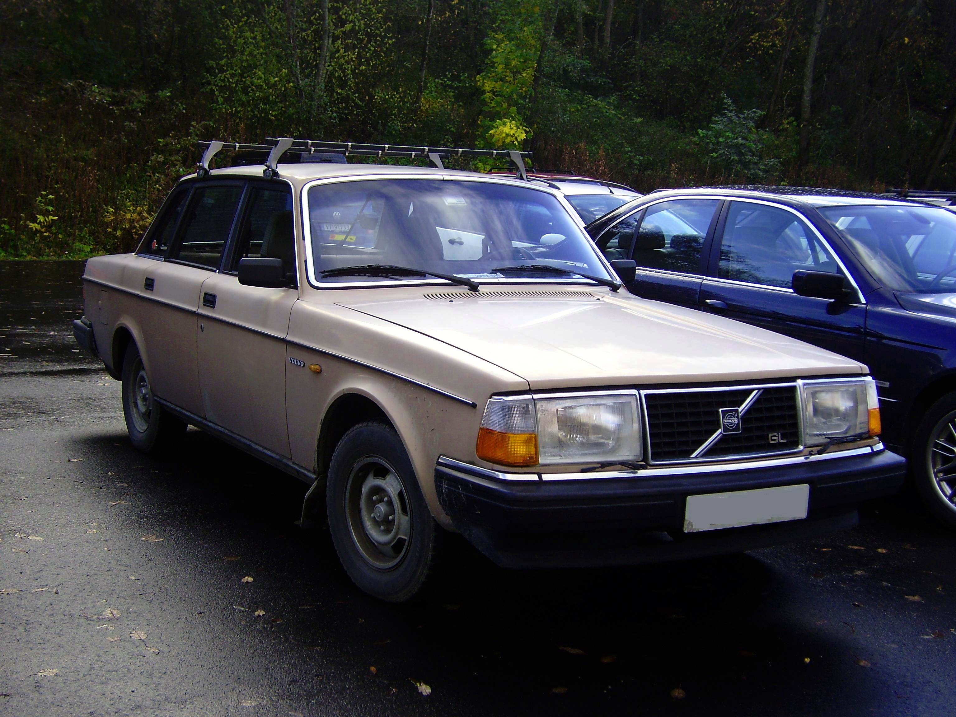 Volvo 244gl photo - 2