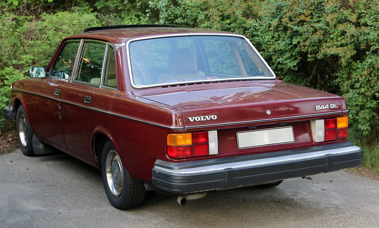 Volvo 244gl photo - 3