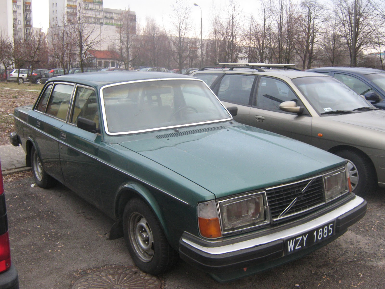 Volvo 244gl photo - 6