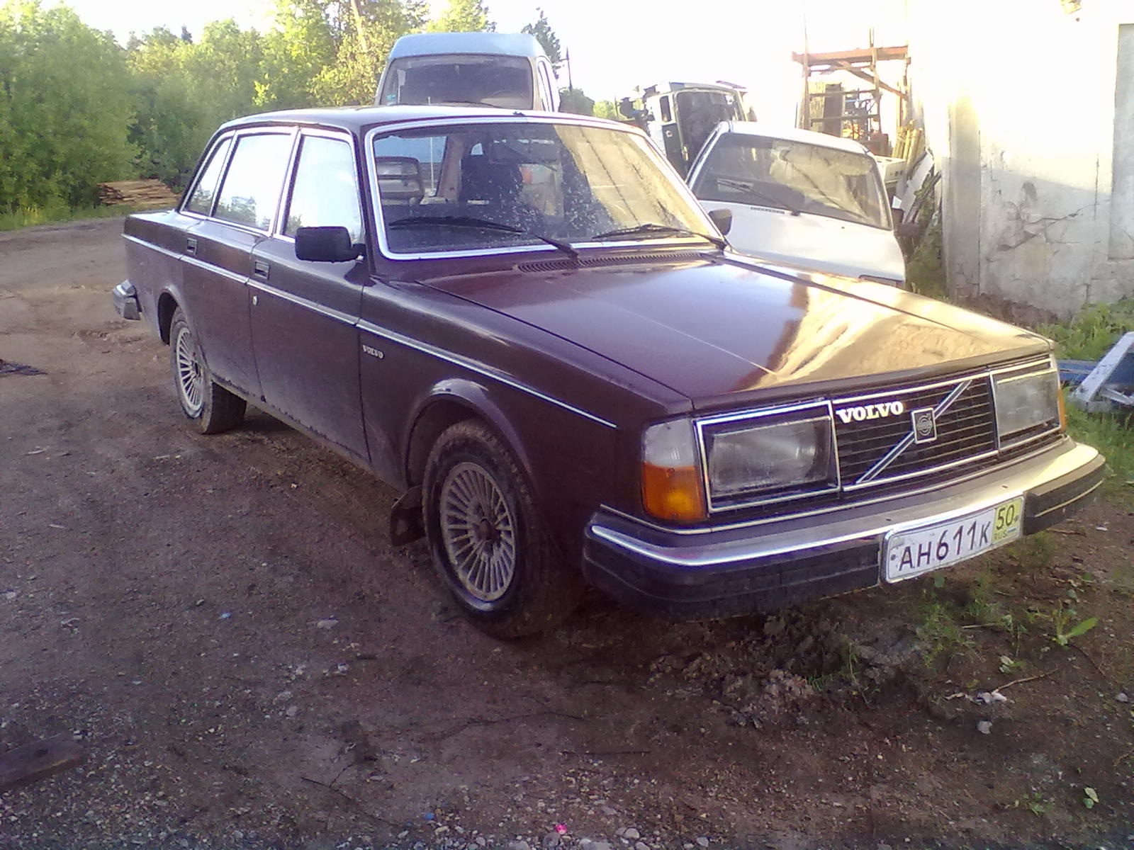 Volvo 244gl photo - 8