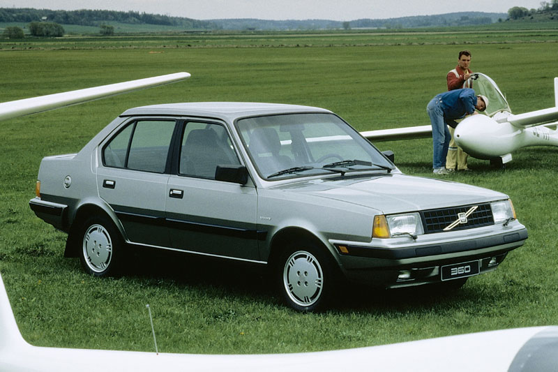 Volvo 360gl photo - 10