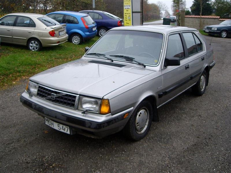 Volvo 360gl photo - 7