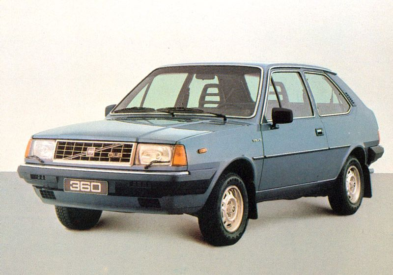 Volvo 360gl photo - 8