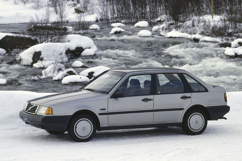 Volvo 440gl photo - 1