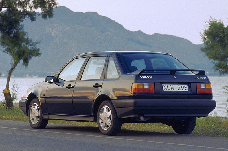 Volvo 440gl photo - 10