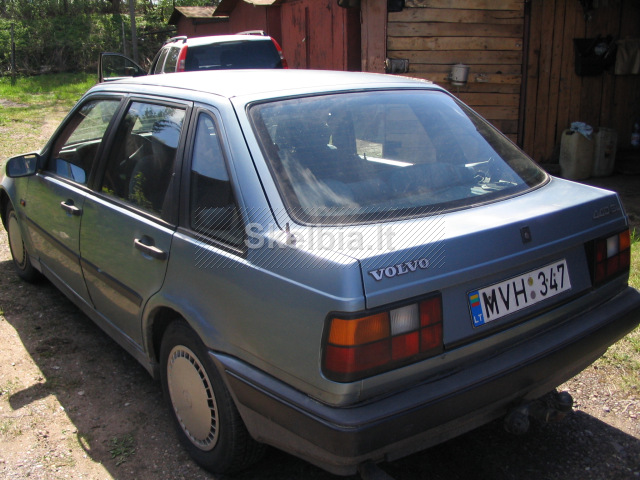 Volvo 440gl photo - 5