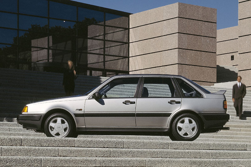 Volvo 440gl photo - 8