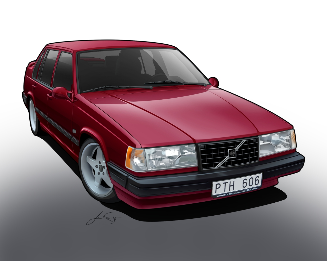 Volvo 940turbo photo - 1