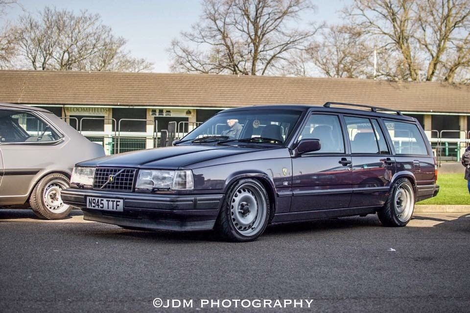 Volvo 940turbo photo - 3